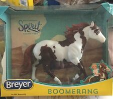 Breyer Collectibles New Spirit Tv Show Horse Boomerang