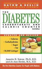 Diabetes, Carbohydrate & Calorie Counter: 2nd Edit