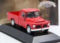 Ford F-75 1980 Brazil Rare Diecast Scale 1:43 New With Stand