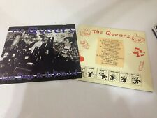 Queers Love Songs For The Retarted EMPTY Vinyl LP Record SLEEVE/COVER ONLY! punk