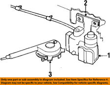 FORD OEM 96-98 Windstar Cruise Control System-Actuator F68Z9A825AG