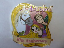 Disney Trading Pins 139811 DS - Tangled 10th Anniversary