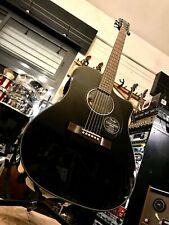 Chitarra Acustica Fender CD60CE Black