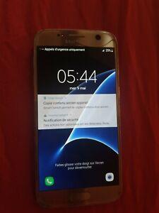 Samsung Galaxy S7 SM-G930F - 32 Go - Or (Désimlocké)