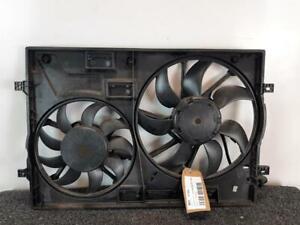 Cooling Fan Assembly AUDI A3 MK3 2012 TO 2020 S3 QUATTRO NAV 1984cc PETROL