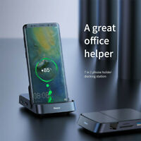 HDMI Dex Station Type-C/USB Desktop Charging Dock Charger For Samsung S9 /S10 US
