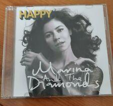 Marina And The Diamonds Happy Promo CD
