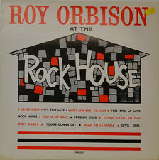 Roy Orbison at the rock House CRM 2007 LP (y21)