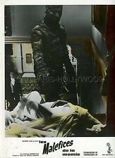 TERENCE MORGAN THE CURSE OF THE MUMMY'S TOMB 1964 PHOTO ORIGINAL #7  HAMMER