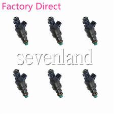 SL 0280150455 SET OF 6 FUEL INJECTOR FOR PORSCHE 911 3.6L BOXSTER 2.7L 2.5L