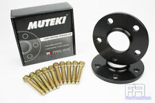 Muteki Forged 12mm Hub Centric Wheel Spacer + Extend Stud, 5x114 67.1mm 12x1.5 b