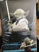 Hot Toys 1/6 Star Wars Star Wars Episode II EP2 Attack of the Clones Yoda MMS495