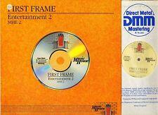 ERROL REID/RAY RUSSELL/AARON HARRY entertainment 2: first frame MHE-2 LP EX+/EX