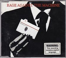 Rage Against The Machine - Guerrilla Radio**1999 Australian 4 Trk CD Single**VGC