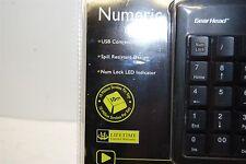Gear Head 19-Key Numeric Keypad USB Wired ( NEW SEALED )