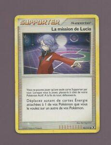 Pokémon Nr. 92/111 - Supporter - die Mission De Lucio (A9132)