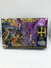 Rare Mattel Batman Gotham City Mystery Game 2 - 5 Players Age 7 + Bnib