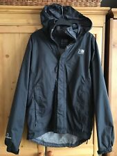 Mens Karrimor Coat Jacket Black Small Waterproof