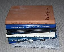 choice Clay High School Yearbook Annual Green Cove Springs FL Florida