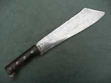 alte Machete Buschmesser Dschungelmesser Messer Haumesser