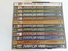 Murder She Wrote: Complete Series ,SEASONS 1-12 DVD,63 DISC,FREE SHIPPING, NEW