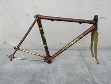 """P vintage telaio frame corsa road 22"""" Junior eroica 40 X 44 scirano bici bike"""