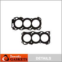 Fits 01-04 Nisssan Pathfinder Infiniti QX4 3.5L DOHC MLS Head Gaskets VQ35DE