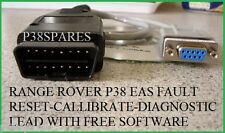 Range Rover P38 [94-02] EAS Air Suspension Diagnostic, Calibrate & Reset