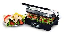 Delonghi-Ariete Kontaktgrill, Sandwichmaker,Panini Grill  Bratplatte 1200 W