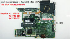HP DV6000 motherboard,Intel 945GM,replace 431363-001.434722-001,443775-001