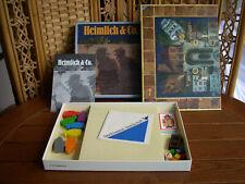 Vollständig Heimlich und Co. Ravensburger Soiel des Jahres 1986 Brettspiel