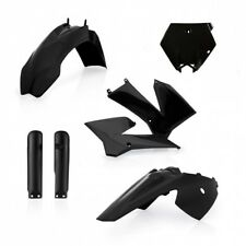 New Full Plastic Kit KTM SX 85 06 07 08 09 10 11 12 SX85 Plastics Black