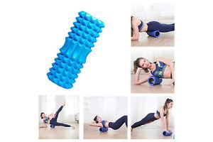 Rullo fitness pilates in schiuma tubo esercizi palestra yoga massaggi schiena