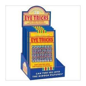 Magic Eye Tricks Book-unknown