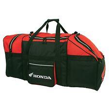 Genuine Honda Wing Motocross MX Gear Bag Black / Red