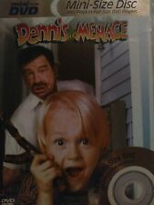 Dennis the Menace (Dvd, Mini -Size Disc Wb Pg b