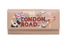 🌻 Radley London - London Road Large Flapover Matinee Leather Wallet NEW  AUTH🌻