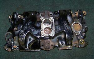 MERCRUISER 2 JET INTAKE MANIFOLD CHEVY GM V8 305 350 5.0 5.7 6269797 1976-85
