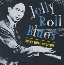 [BRAND NEW] CD: JELLY ROLL BLUES: JELLY ROLL MORTON