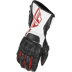 Fly Racing FL-2 Leather Motorcycle Street Riding Gloves