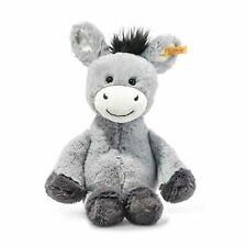 Steiff Soft Cuddly Friends Dinkie Donkey 073748 Esel 30cm Uk seller