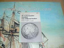 Mevius:1977  Speciale catalogus van de nederlandse munten van 1795 tot heden