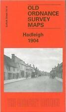 Old Ordnance Survey Maps Cromer Sheringham Holt Blakeney Cley o Sea 1881 S131