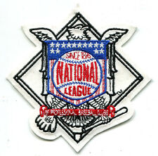 "1980'S NATIONAL LEAGUE MLB BASEBALL 4"" JERSEY SLEEVE PATCH"