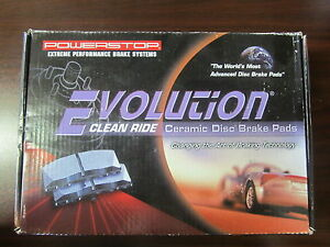 BRAND NEW POWER STOP FRONT BRAKE PADS 16-1069 / D1069 FITS VEHICLES ON CHART