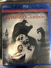 An American Werewolf in London. Restored Edition. Blu-Ray. Sealed.