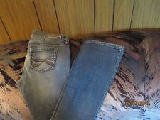 Womens Refuge Jeans, Runway, Boot, Low, sz.2R  Exc. Cond. WAIST 28 INSEAM 31