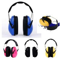 Shooters Hearing Protection Safety Ear Muffs Padded Headband Kids Ear Defenders