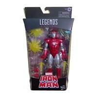Marvel Legends Silver Centurion Iron Man Figure Walgreens Exclusive New 2020