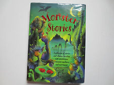 Monster Stories- A Collection Of Stories and Rhymes (2002, Hardcover)